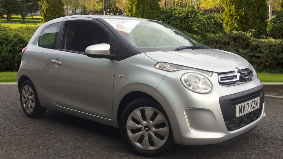 Citroen C1 1.0 VTi Feel 3dr Hatchback (2017) image