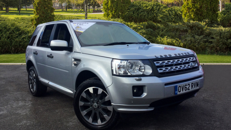 Land Rover Freelander 2.2 SD4 HSE 5dr Diesel Automatic (2012) image