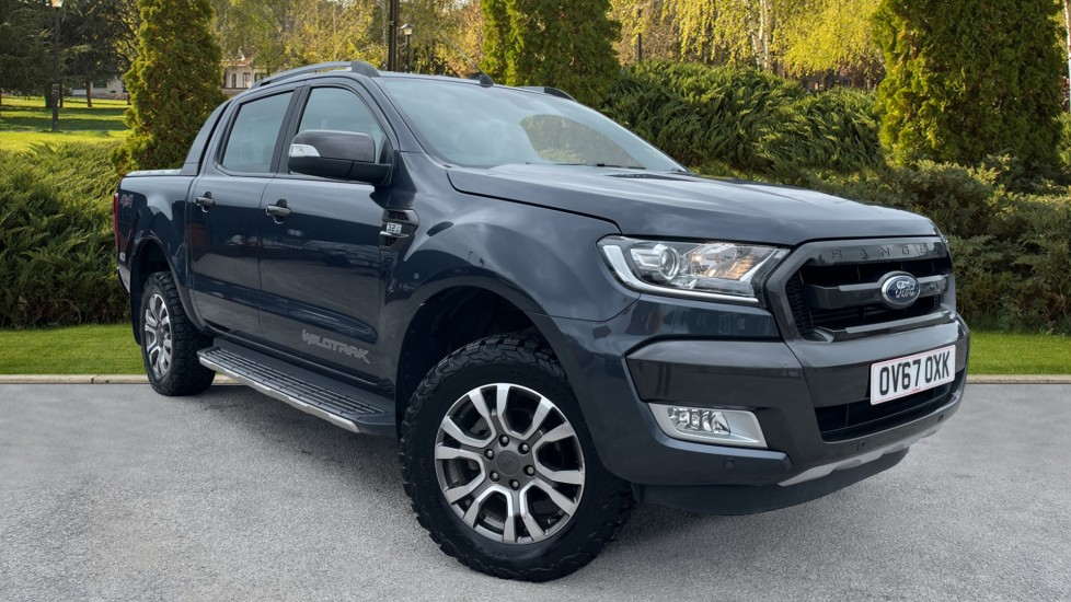Ford Ranger WILDTRAK TDCI 4X4 [Auto Lights][PRICE +VAT] 3.2 Diesel Automatic 4 door (2017)