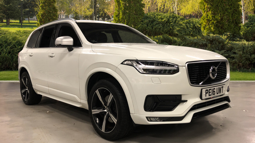 Volvo XC90  D5 R DESIGN 5dr AWD Auto with 360 Surround Camera 2.0 Diesel Automatic 4x4 (2016)