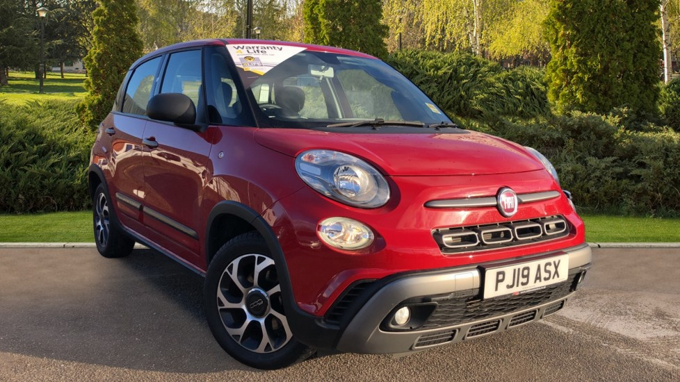 Fiat 500L 1.4 City Cross 5dr Hatchback (2019) image