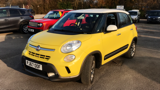 FIAT 500L TREKKING MPV, PETROL, in YELLOW/WHITE, 2017 - image 8