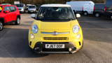 FIAT 500L TREKKING MPV, PETROL, in YELLOW/WHITE, 2017 - image 9