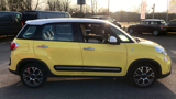 FIAT 500L TREKKING MPV, PETROL, in YELLOW/WHITE, 2017 - image 10