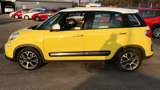 FIAT 500L TREKKING MPV, PETROL, in YELLOW/WHITE, 2017 - image 11