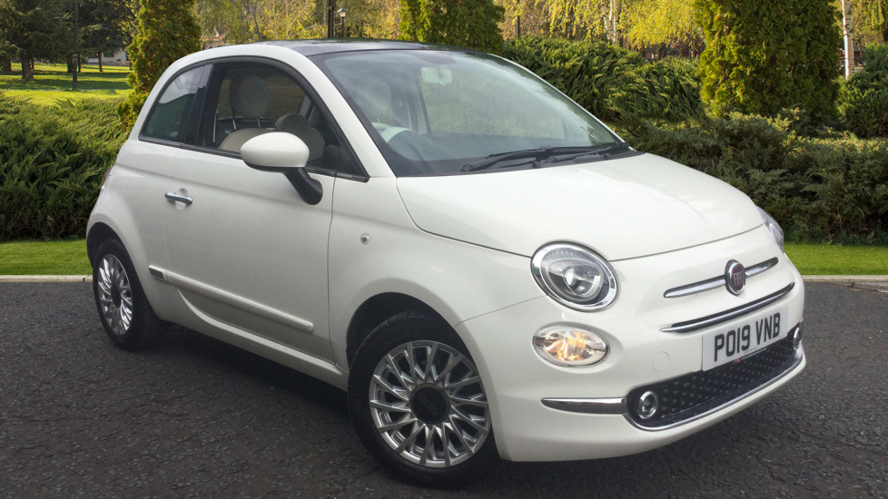 Fiat 500 1.2 Lounge 3dr Hatchback (2019)
