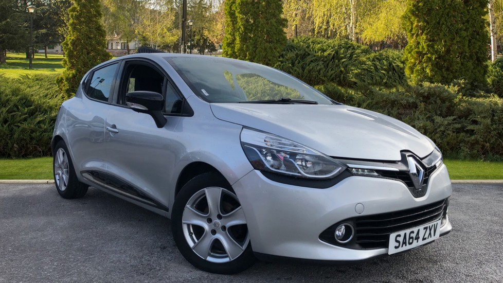 Renault Clio 0.9 TCE 90 Dynamique MediaNav Energy 5dr Hatchback (2014) at Oldham Motors Citroen, Fiat and Jeep thumbnail image