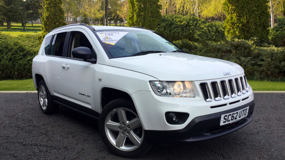 Jeep Compass 2.4 Limited 5dr CVT Automatic (2013) image