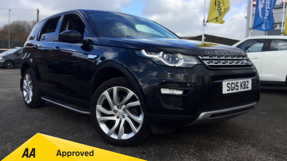 Land Rover Discovery Sport 2.2 SD4 HSE 5dr Diesel Semi-Automatic (2015) image