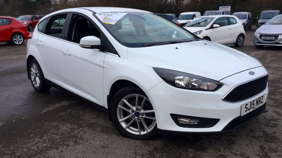 Ford Focus 16 Tdci 115 Zetec 5dr Diesel Hatchback 2015 Sj15nrz Rhmotorparkscouk: Ford Focus Pcm Location Besides Ranger 3 0 At Elf-jo.com
