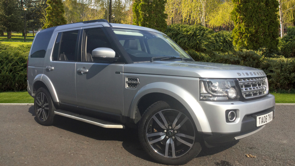Land Rover Discovery 3.0 SDV6 HSE Luxury 5dr Diesel Automatic (2015) image
