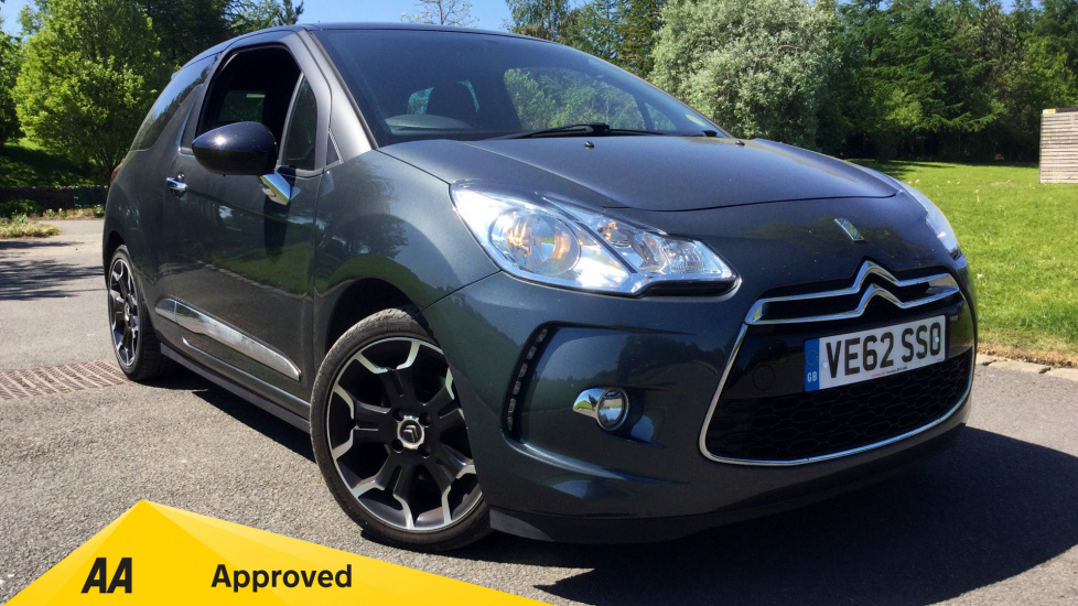 Citroen DS3 1.6 THP 16V 155 DSport 3dr Hatchback (2012) image