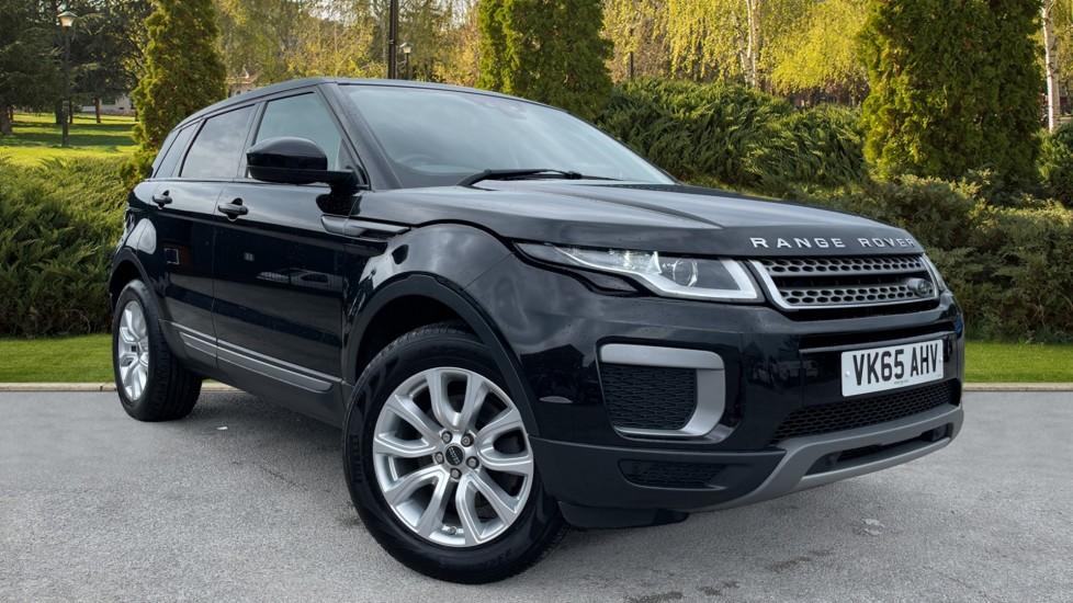 Land Rover Range Rover Evoque 2.0 TD4 SE 5dr [Parking Sensors][Auto Lights] Diesel Hatchback (2015)