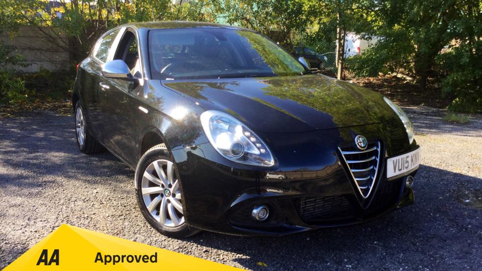 Alfa Romeo Giulietta 2.0 JTDM-2 Distinctive 5dr Diesel Hatchback (2015) image
