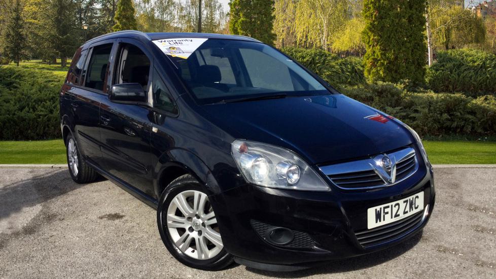 Vauxhall Zafira 1.7 CDTi ecoFLEX Excite [110] 5dr Diesel Estate (2012) image