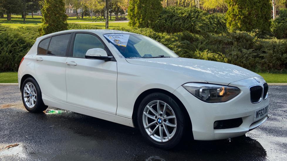 BMW 1 Series 116d EfficientDynamics 5dr 1.6 Diesel Hatchback (2012)