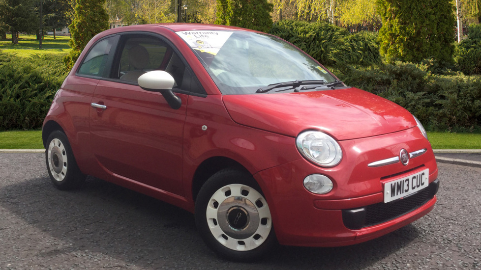 Fiat 500 1.2 Colour Therapy 3dr Hatchback (2013) at Oldham Motors Citroen, Fiat and Jeep thumbnail image