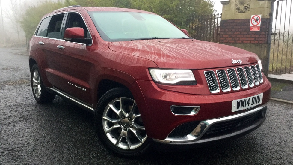 diesel cherokee review jeep grand lineup