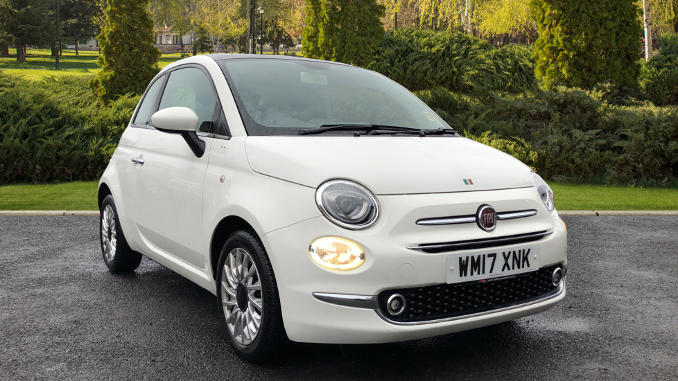 Fiat 500 1.2 Lounge 3dr Hatchback (2017)