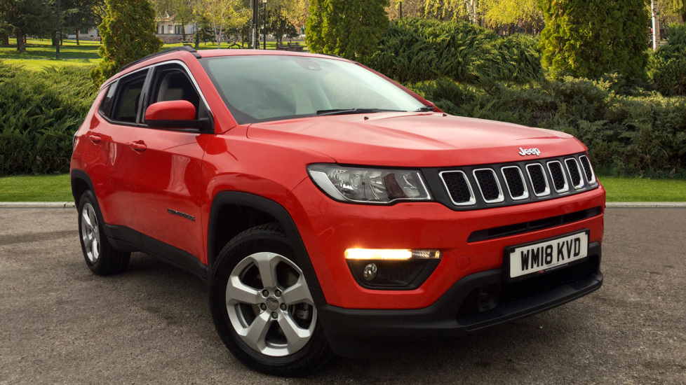 Jeep Compass 1.4 Multiair 140 Longitude 5dr [2WD] (2018) at Oldham Motors Citroen, Fiat and Jeep thumbnail image