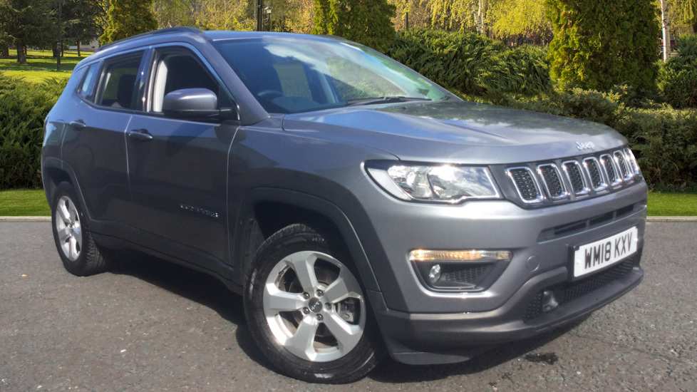 Jeep Compass 1.6 Multijet 120 Longitude 5dr [2WD] Diesel Estate (2018) image