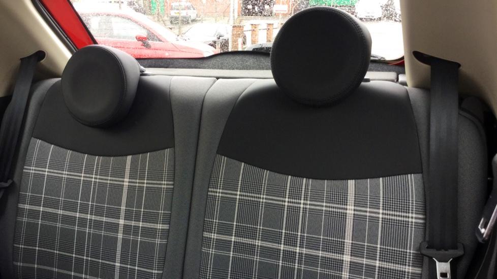 Fiat 500 1.2 Lounge 3dr image 4