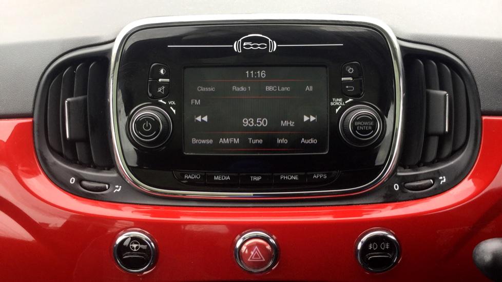 Fiat 500 1.2 Lounge 3dr image 17