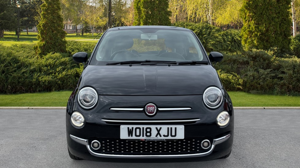 Fiat 500 1.2 Lounge 3dr [Pan Roof][Bluetooth] image 7
