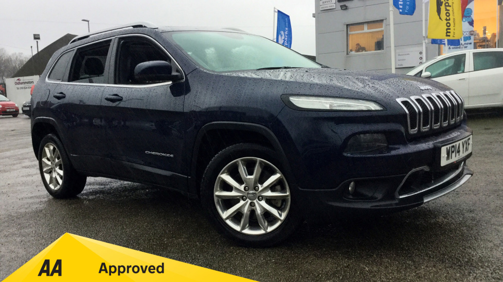 Jeep Cherokee 2.0 CRD Limited 5dr [2WD] Diesel (2014) image