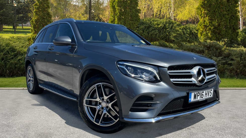 Mercedes-Benz GLC-Class 220d 4Matic AMG Line Premium 5dr 9G-Tronic [Pan Roof][Heated Leather] 2.1 Diesel Automatic Estate (2016) image