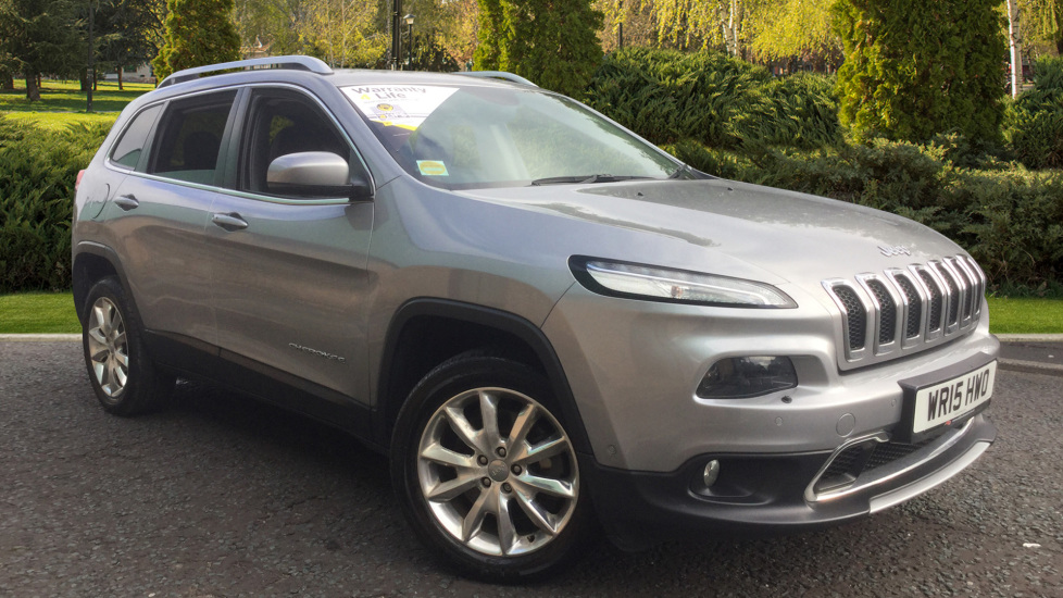 Jeep Cherokee 2.0 CRD [170] Limited 5dr Diesel Automatic Estate (2016) image