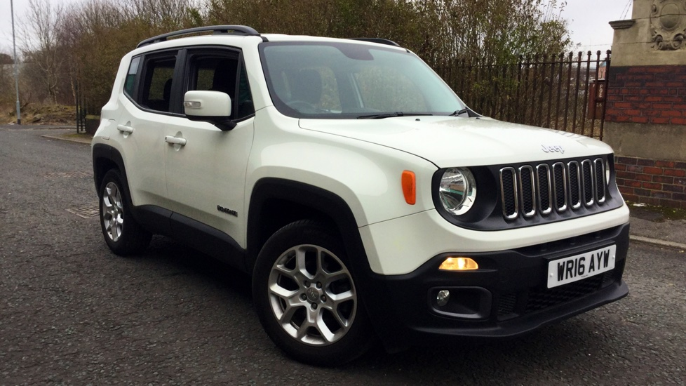 Jeep Renegade Longitude Petrol White Wr Ayw Md on Jeep Renegade 1 4 Multiair Longitude 5dr 2015