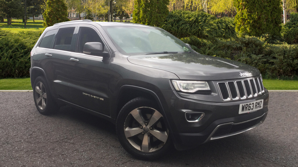 Jeep Grand Cherokee 3.0 CRD Limited Plus 5dr Diesel Automatic (2013)