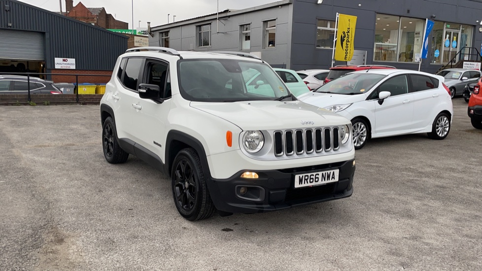 Used Cars Nwa >> Used - Jeep Renegade - Diesel Cars for Sale | Motorparks