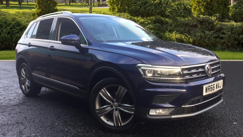 Volkswagen Tiguan 2.0 TDi 150 4Motion SEL 5dr Diesel Estate (2016) image