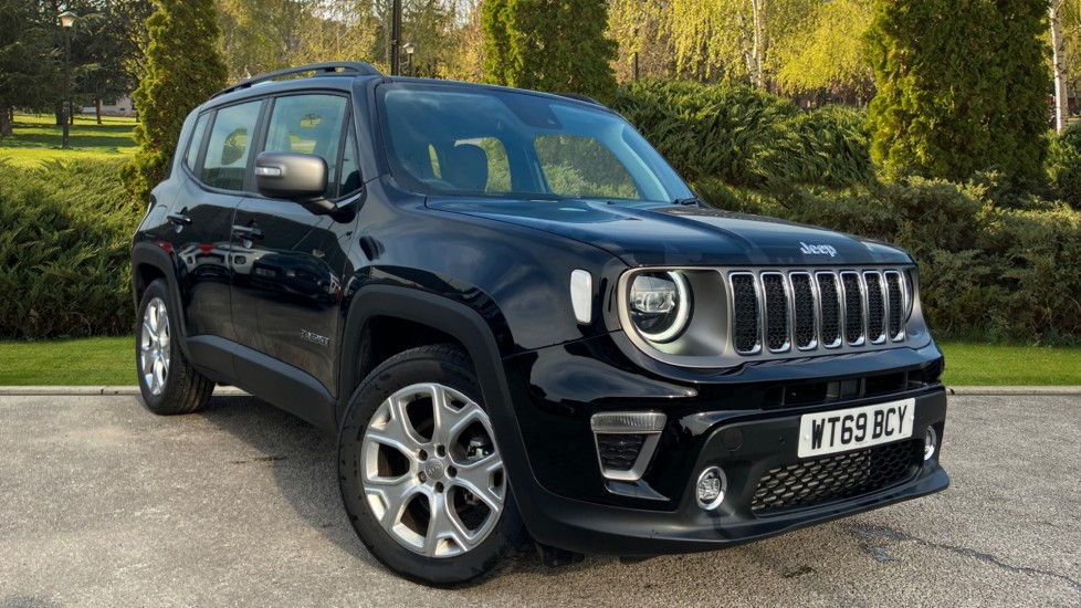 Jeep Renegade 1.6 Multijet Limited 5dr Diesel Hatchback (2020) image