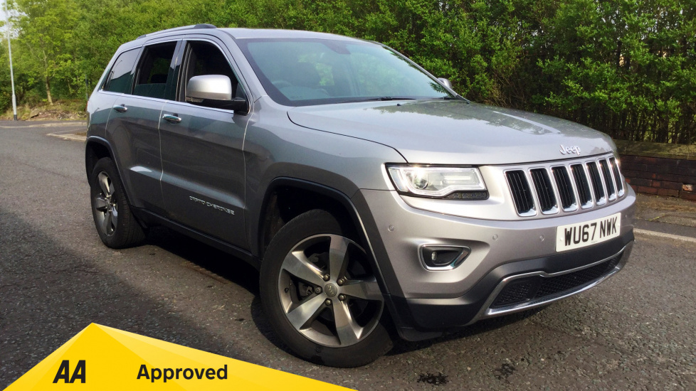 Jeep Grand Cherokee 3.0 CRD Limited Plus 5dr [Start Stop] Diesel Automatic (2017) image
