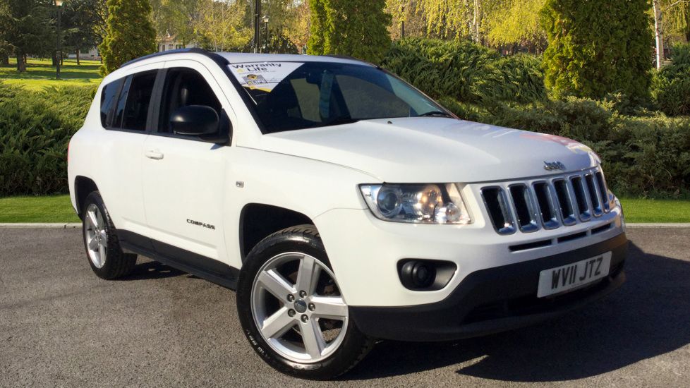 Jeep Compass 2.0 Limited 5dr [2WD] (2011) image