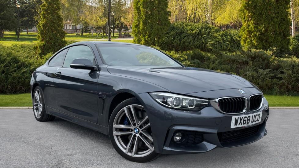BMW 4 Series 430d xDrive M Sport 2dr [M Sport Plus] [Driver Comfort] [Professional Media] 3.0 Diesel Automatic Coupe (2018) image