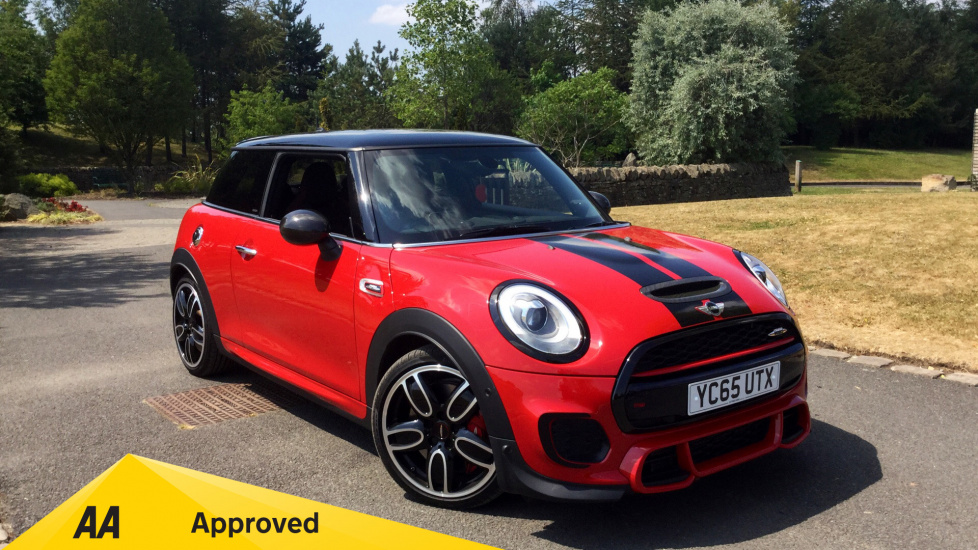 Mini Cooper 2.0 John Cooper Works Automatic 3 door Hatchback (2015) at Fiat and Jeep Oldham Motors thumbnail image