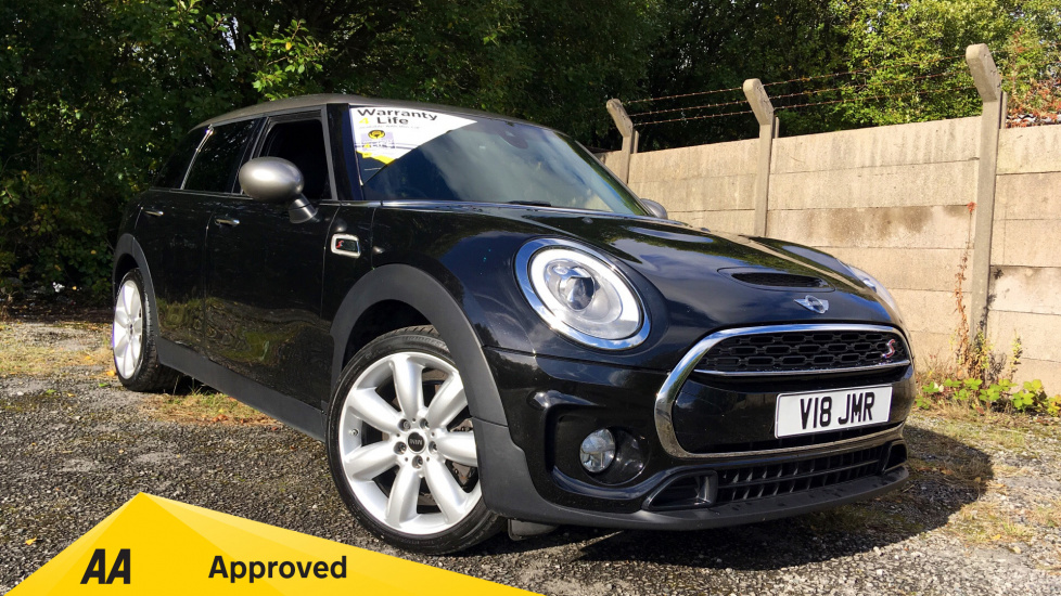 Mini Clubman 20 Cooper S D 6dr With Sat Nav Bluetooth And Parking