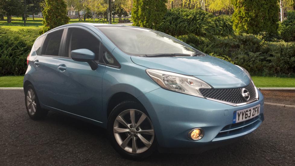 Nissan Note 1.2 DiG-S Acenta Premium 5dr Automatic Hatchback (2013) image