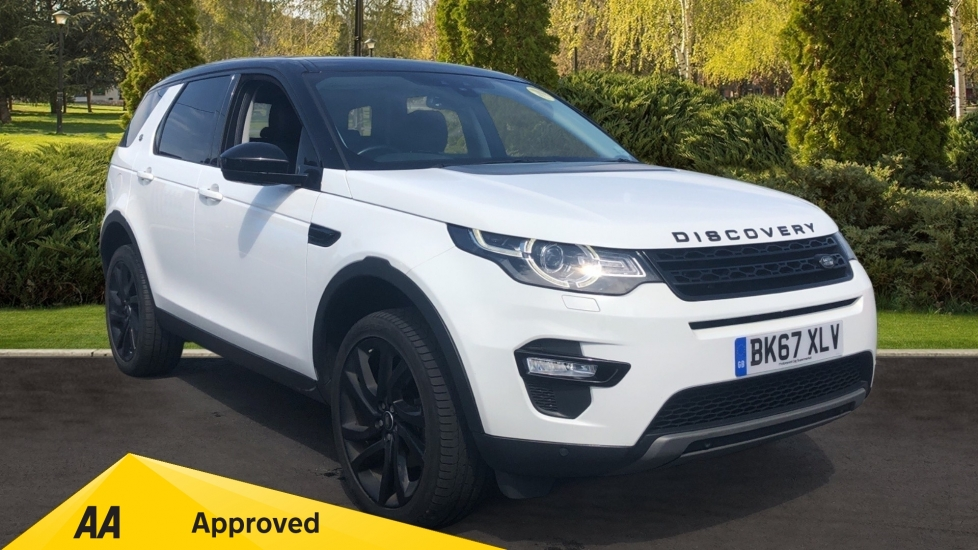 Land Rover Discovery Sport 2.0 TD4 180 HSE Black 5dr - Seven Seats, Lane Keep Assist & Driver Condition Monitor Diesel Automatic 4x4 (2017) image