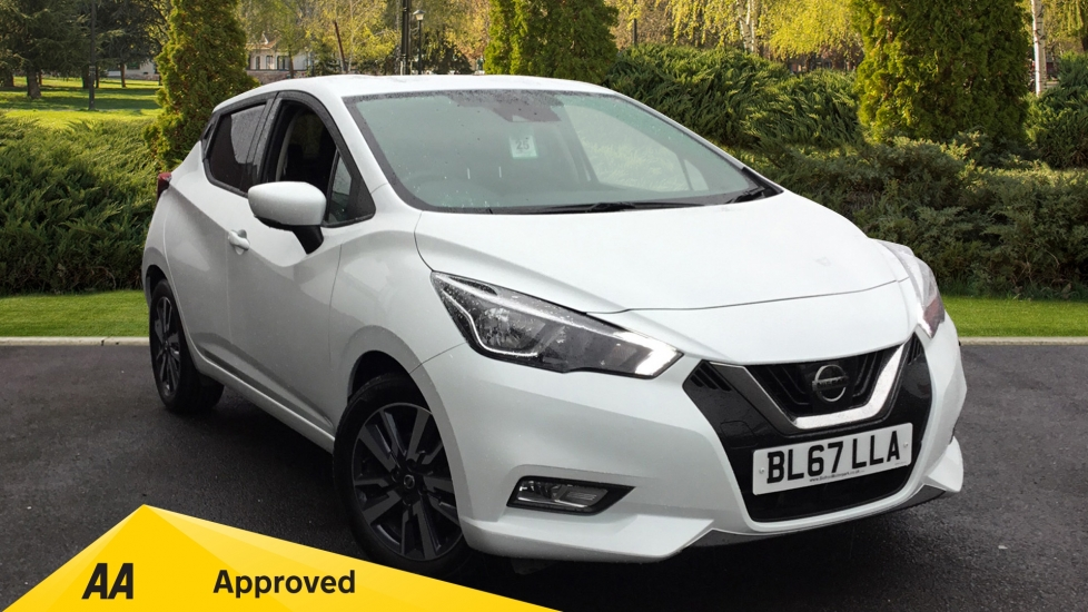 Nissan Micra 0.9 IG-T N-Connecta 5dr Hatchback (2017) at Bolton Motor Park Abarth, Fiat and Mazda thumbnail image