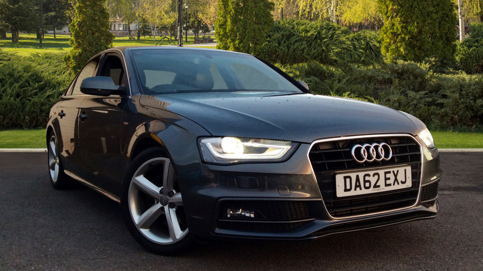 Audi A4 2.0 TDI 143 S Line 4dr Diesel Saloon (2012) image
