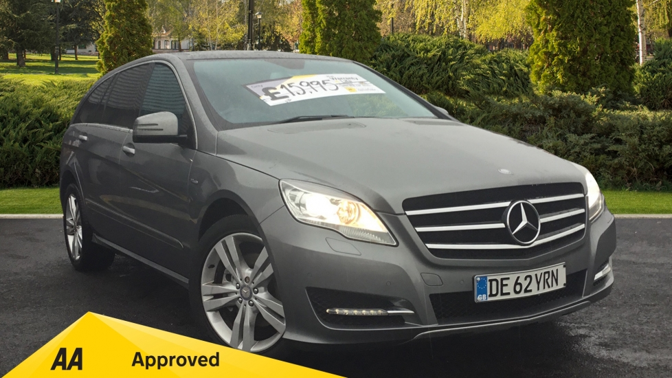 Mercedes-Benz R-Class R350L CDI 5dr 3.0 Diesel Automatic Estate (2012)