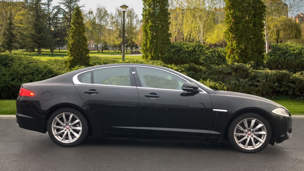 Jaguar XF 2.2d [200] Luxury image 5