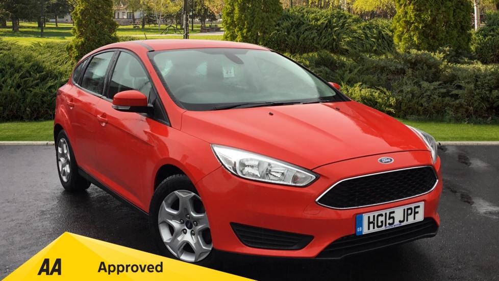 Ford Focus 1.6 Style 5dr Hatchback (2015) image