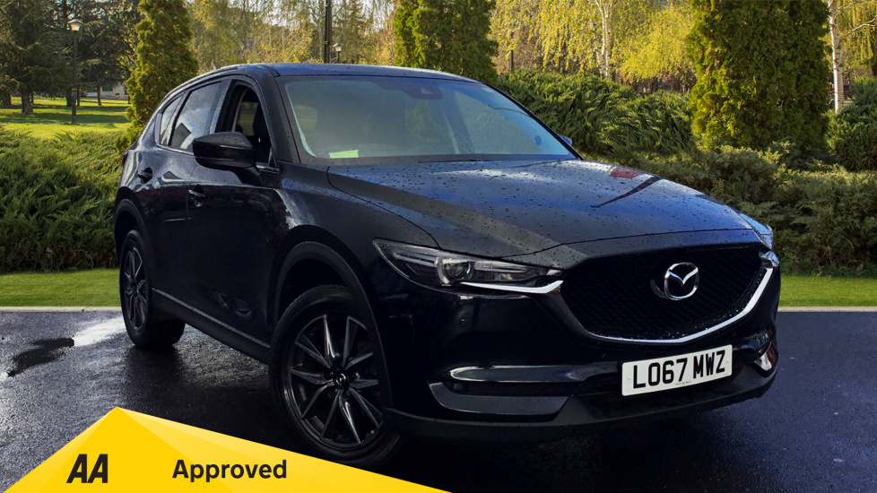 Mazda CX-5 2.2d Sport Nav 5dr Diesel Estate (2018) at Bolton Motor Park Abarth, Fiat and Mazda thumbnail image
