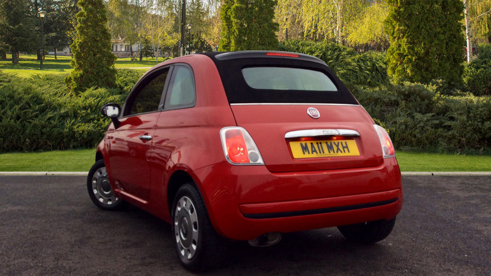 Fiat 500 1.2 Pop 2dr [Start Stop] image 2